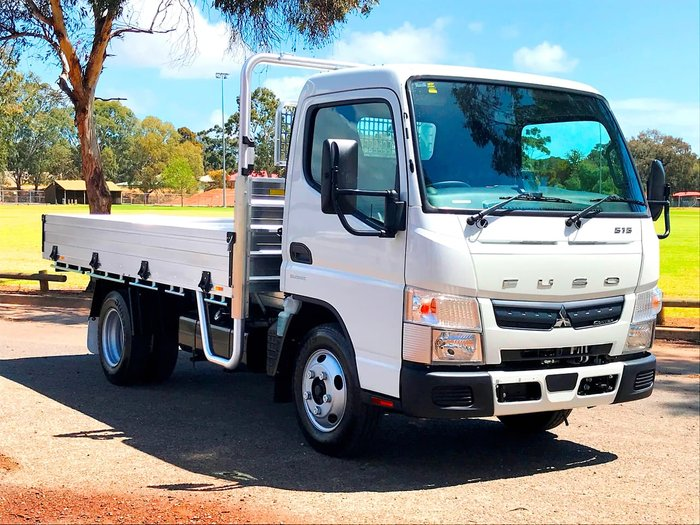 2019 FUSO CANTER 515 AUTO ALLOY TRAY UNBELIEVABLY FROM $155P/W** null null White