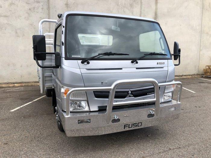 2019 FUSO CANTER 515 W AMT White