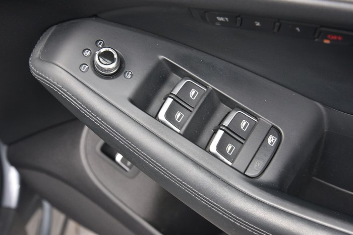 2014 Audi Q5 TFSI 8R MY15 Four Wheel Drive Grey