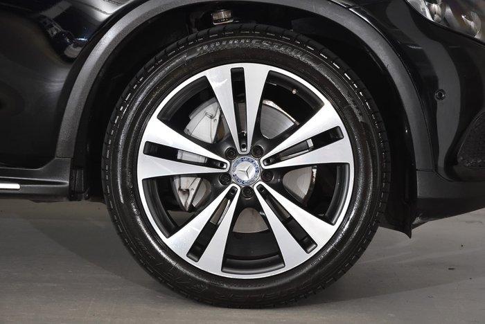 2016 Mercedes-Benz GLC-Class GLC250 X253 Four Wheel Drive Black