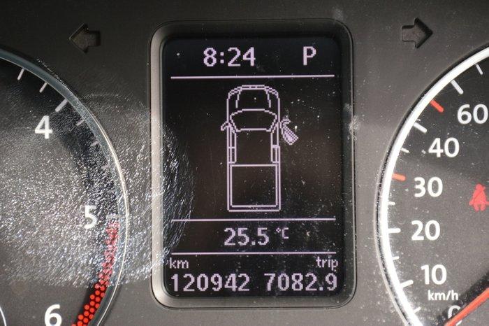 2015 Volkswagen Amarok TDI420 Core 2H MY16 4X4 Constant WHITE