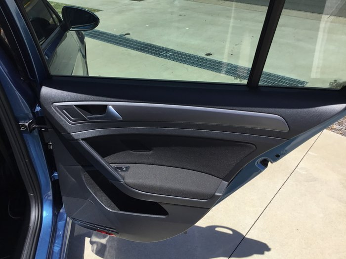 2014 Volkswagen Golf 90TSI 7 MY15 Blue