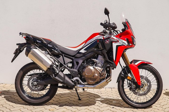 2018 HONDA AFRICA TWIN ABS (CRF1000LA) null null Red