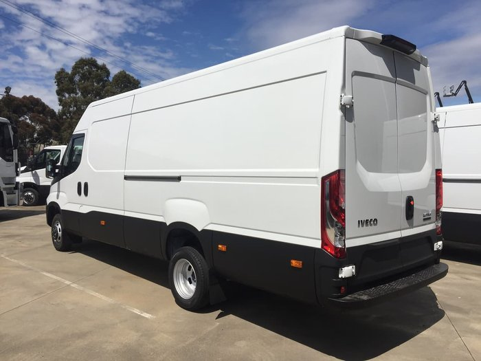 2019 IVECO DAILY 50C17A8 16M3 null null White