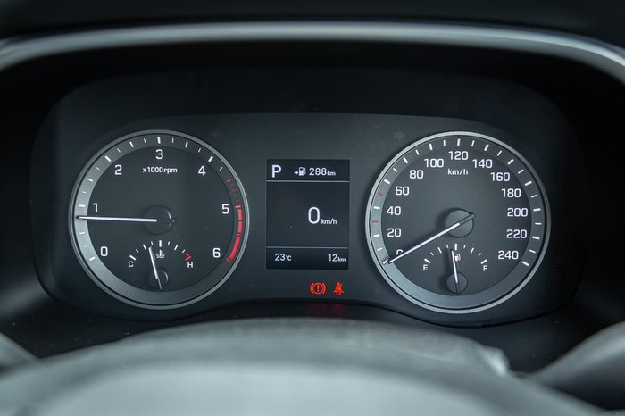 2019 Hyundai Tucson Active X TL3 MY19 4X4 On Demand Red