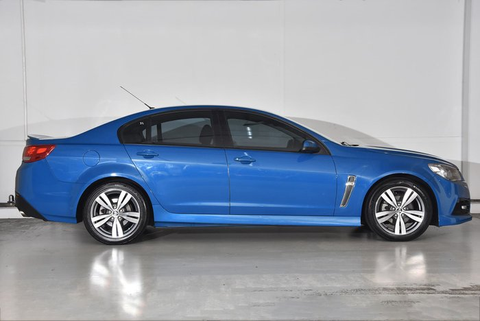 2013 Holden Commodore SV6 VF MY14 Blue