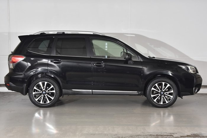 2017 Subaru Forester XT Premium S4 MY17 Four Wheel Drive Black