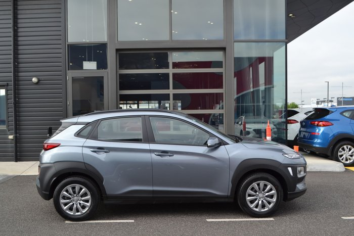 2019 Hyundai Kona Go OS.2 MY19 Silver