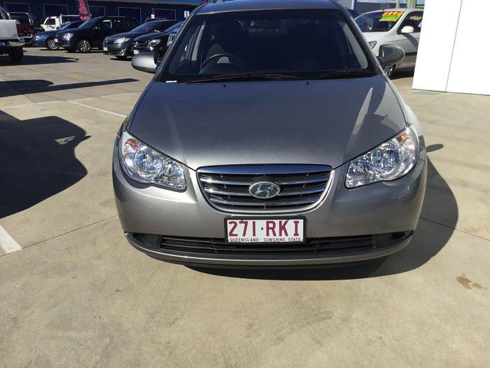 2010 Hyundai Elantra SX HD MY10 Silver