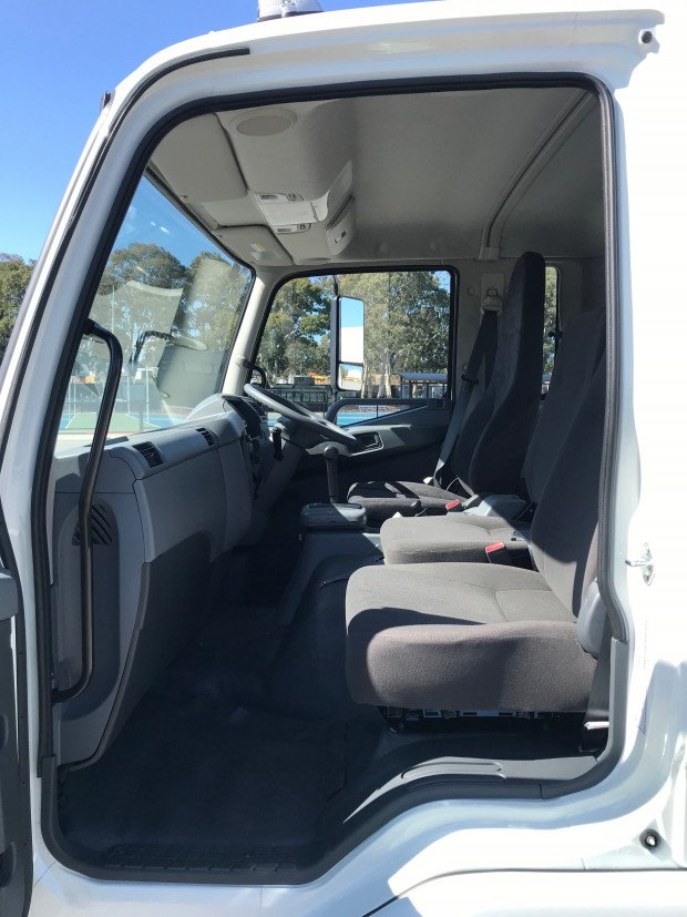 2019 Fuso Fighter 1124 Auto White