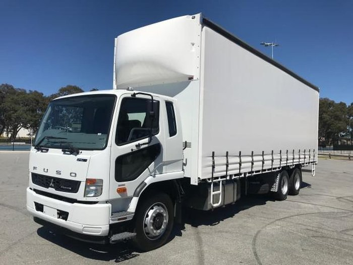 2020 FUSO FIGHTER 2427 FN63FU2RFAK null null null