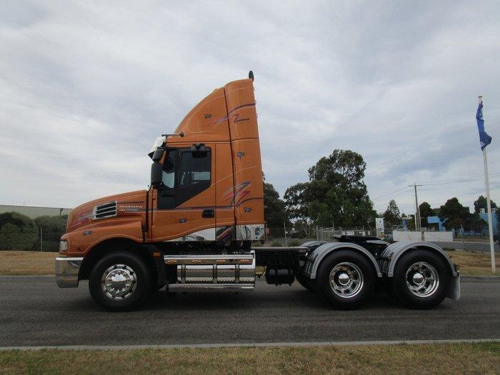 2012 Iveco Powerstar 7200
