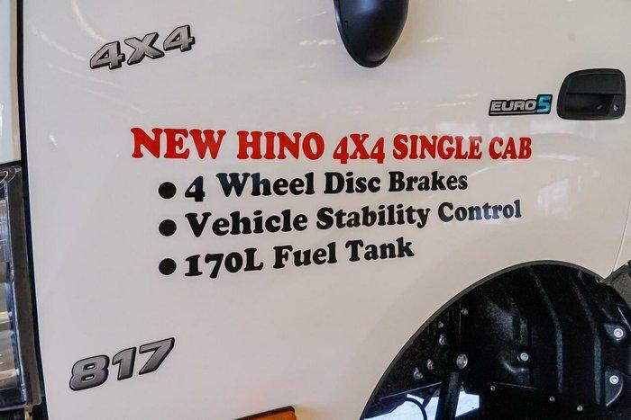 2019 Hino 300