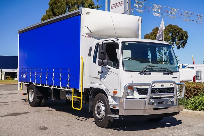 2015 Mitsubishi Fuso Fighter