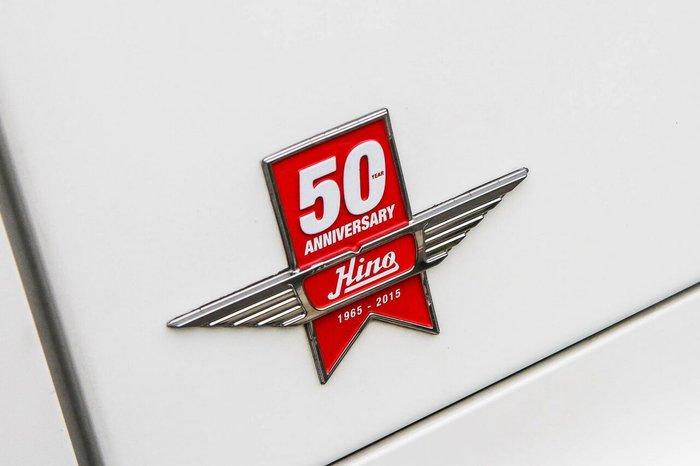 2016 Hino 500