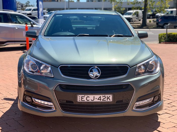 2013 Holden Commodore SS V VF MY14 Grey