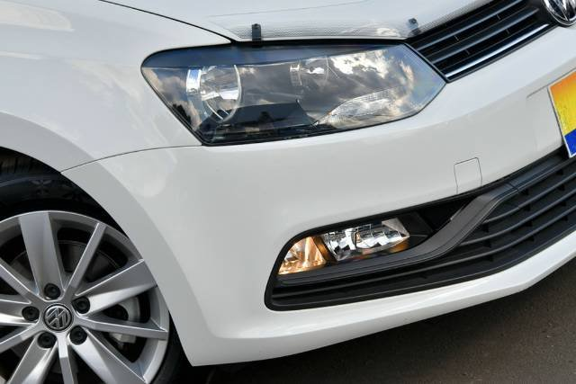 2017 Volkswagen Polo 66TSI Urban 6R MY17.5 PURE WHITE