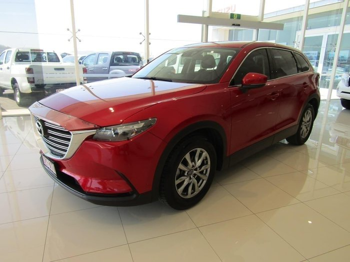 2016 Mazda CX-9 Touring TC 4X4 On Demand Red