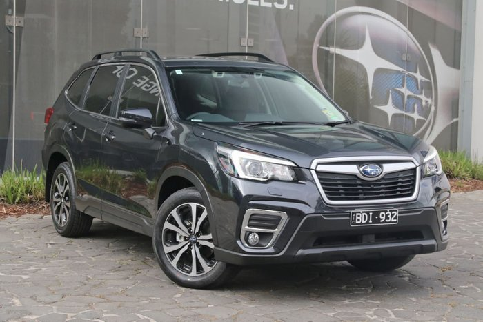2019 Subaru Forester 2.5i Premium S5 MY19 Four Wheel Drive Grey
