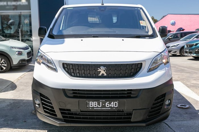 2019 Peugeot Expert 150 HDI (No Series) White