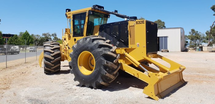 2020 TIGERCAT 632E null null Yellow