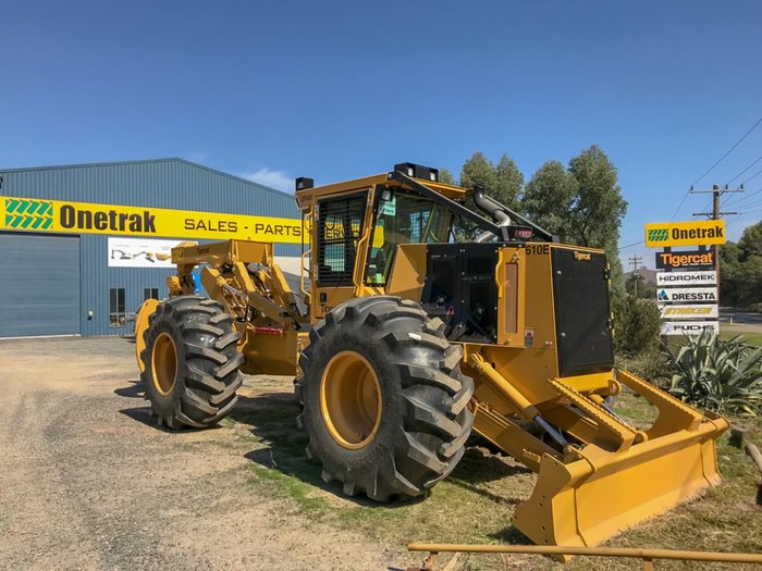 2020 TIGERCAT 610E null null Yellow