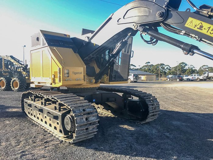 2020 TIGERCAT 822D null null Yellow