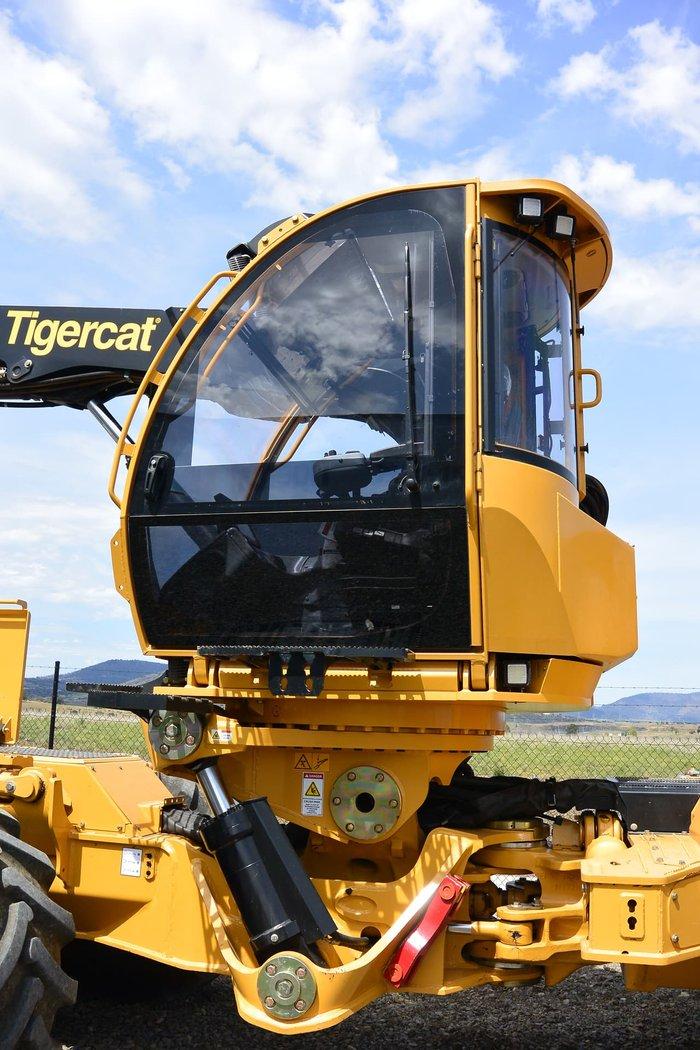2021 TIGERCAT 1185 Yellow