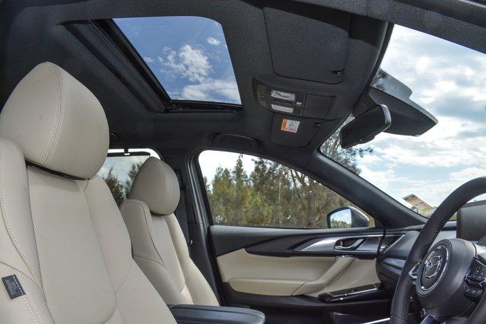 2019 Mazda CX-9 GT TC Bronze