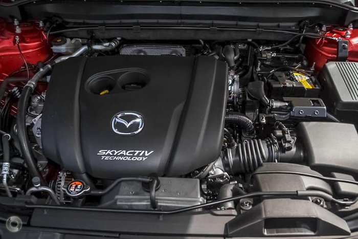 2019 Mazda CX-5 Maxx Sport KF Series 4X4 On Demand Red