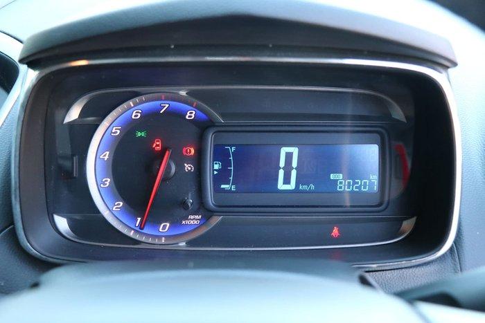 2013 Holden Trax LS TJ MY14 Black
