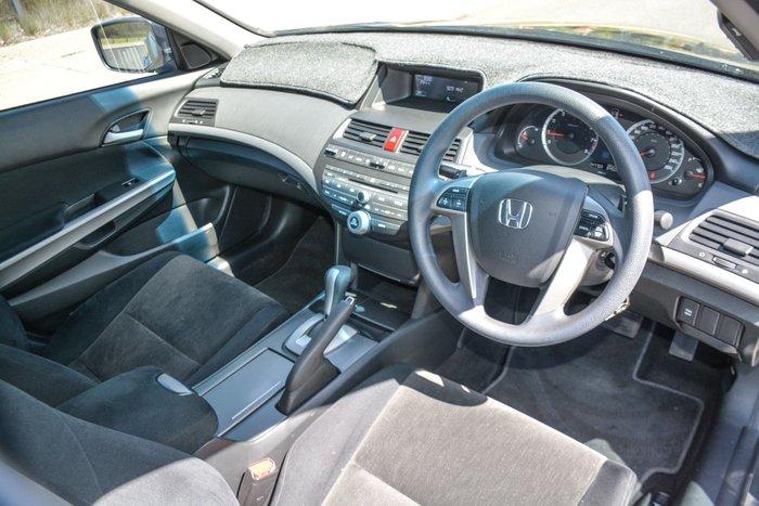 2009 Honda Accord VTi 8th Gen Grey