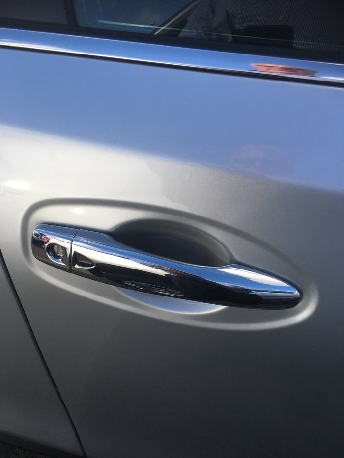 2018 Nissan X-TRAIL ST T32 Series II Silver
