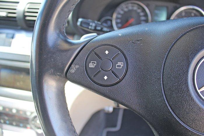 2010 Mercedes-Benz CLC-Class CLC200 Kompressor CL203 Black