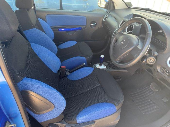 2007 Citroen C2 VTR MY06 Blue