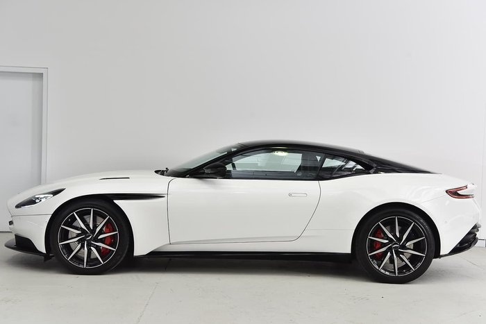 2017 Aston Martin DB11 MY17 White