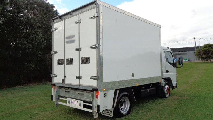 2015 Mitsubishi Canter 515 Wide White