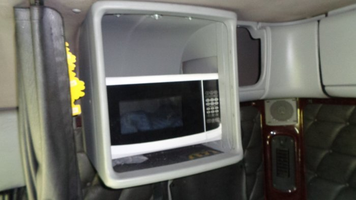 2014 Freightliner Argosy 110 Big Cab White