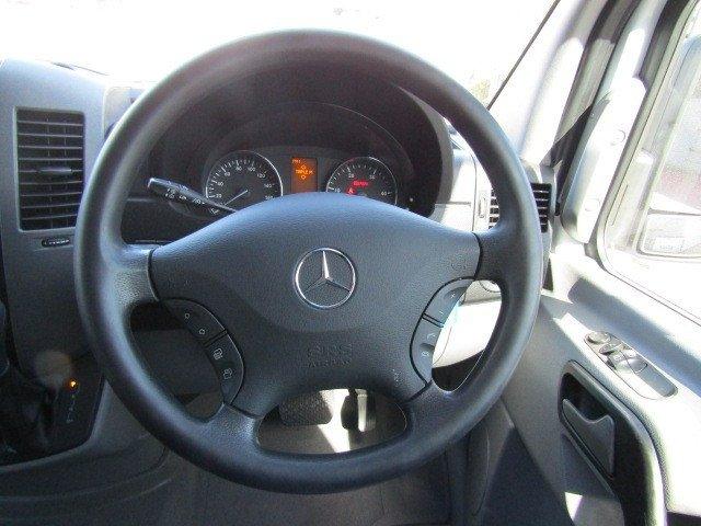 0 Mercedes Benz 316 CDI White