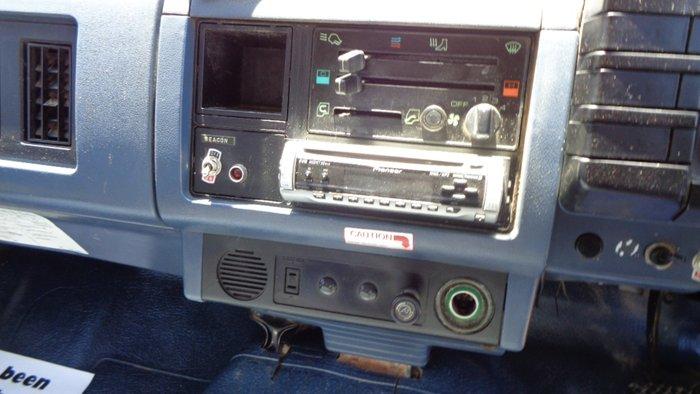 1994 Isuzu FVR White