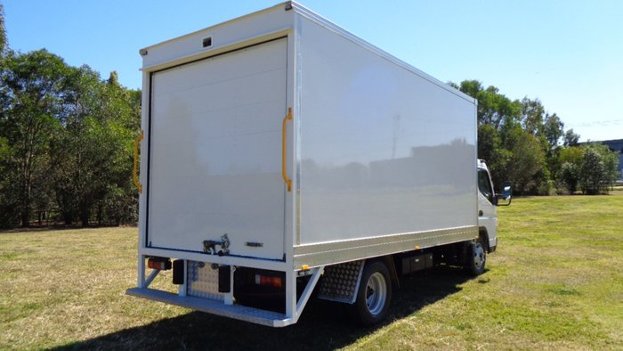 2012 Fuso Canter 815 Wide White