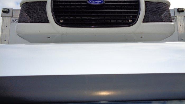 2015 Mitsubishi Canter 515 Wide White