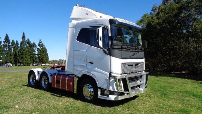 2014 Volvo FH16 White