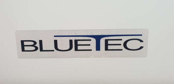 2011 Fuso Canter 918 Wide 2011 FUSO CANTER 918 TRAY TOP WHITE
