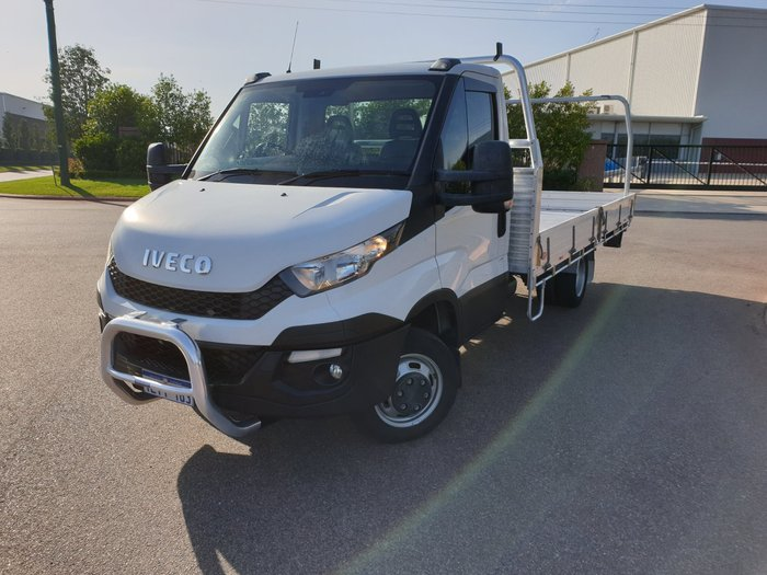 2015 Iveco Daily 45C17 Iveco Daily 45-170 WHITE