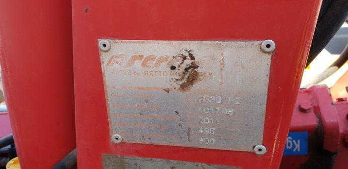 2011 Isuzu FRR600 X LONG