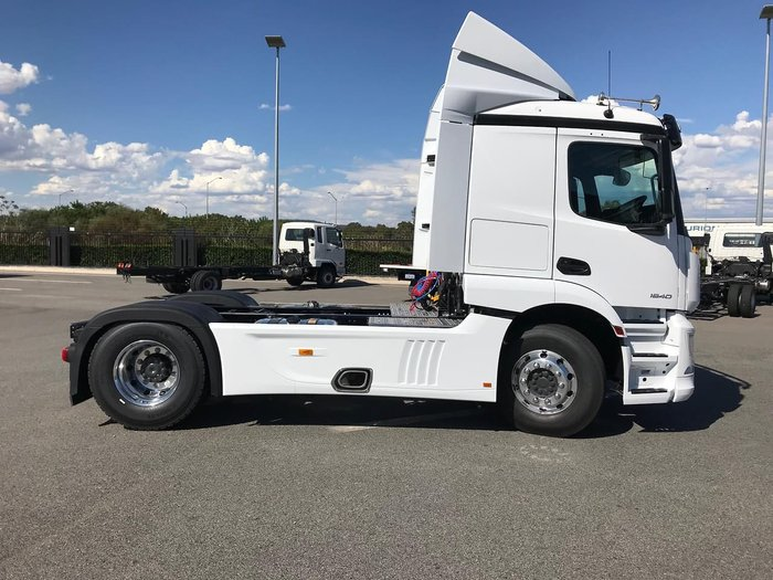 2020 MERCEDES-BENZ ACTROS 1840LS null null null