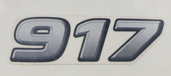 2013 Hino 917 - 300 Series HT WHITE