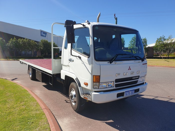 2008 Fuso FK 6.0 Fighter