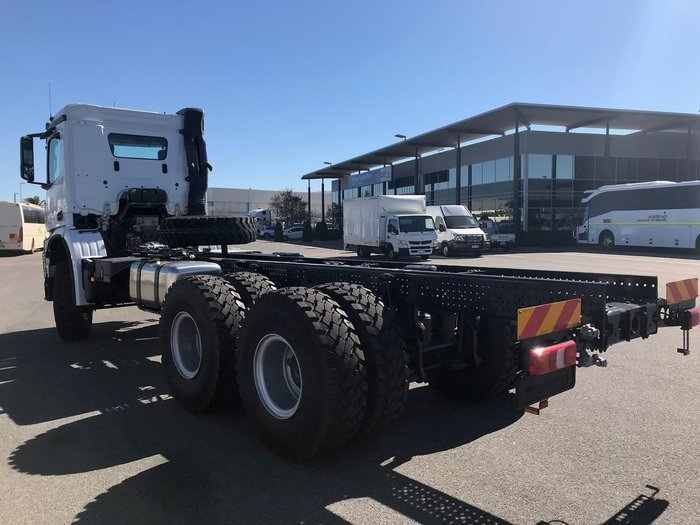 2019 MERCEDES-BENZ AROCS 3343AK null null null